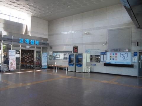 〔韓国〕長項線 新昌