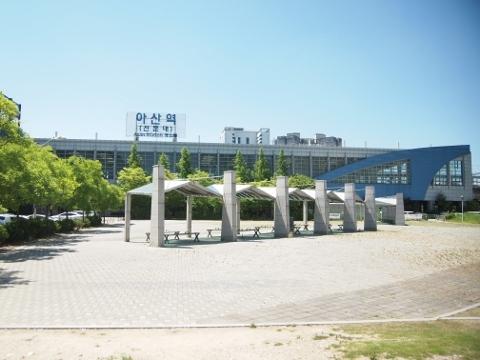 〔韓国〕長項線 牙山