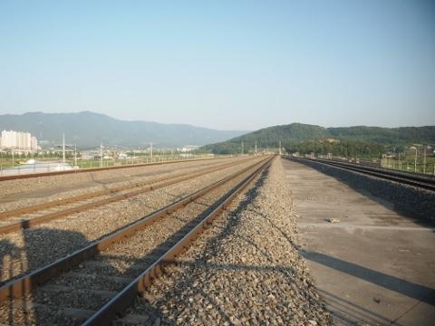 〔韓国〕長項線 大川