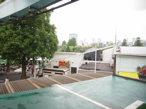 上野動物園モノレール 西園