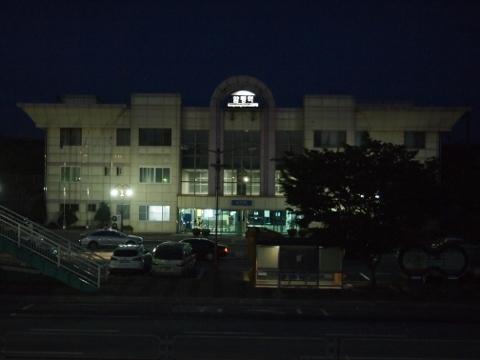 〔韓国〕湖南線 咸平