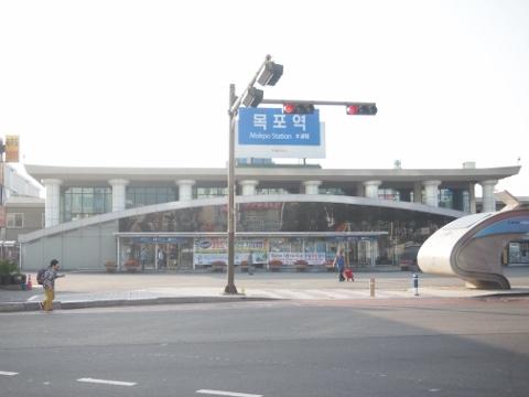 〔韓国〕湖南線 木浦