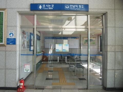 〔韓国〕湖南線 一老