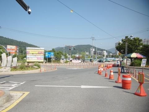 〔韓国〕湖南線 羅州