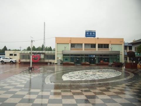 〔韓国〕慶全線 宝城