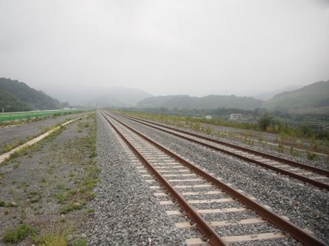 〔韓国〕慶全線 横川