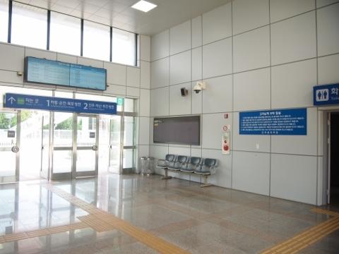 〔韓国〕慶全線 浣紗
