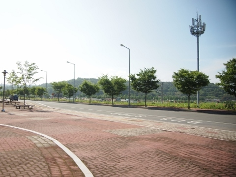 〔韓国〕慶全線 咸安