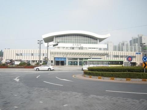 〔韓国〕京釜線 鳥致院