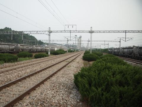 〔韓国〕忠北線 清州