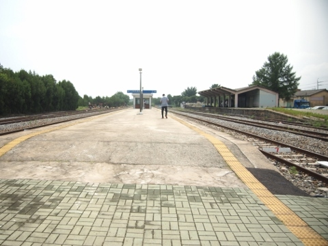 〔韓国〕慶北線 醴泉