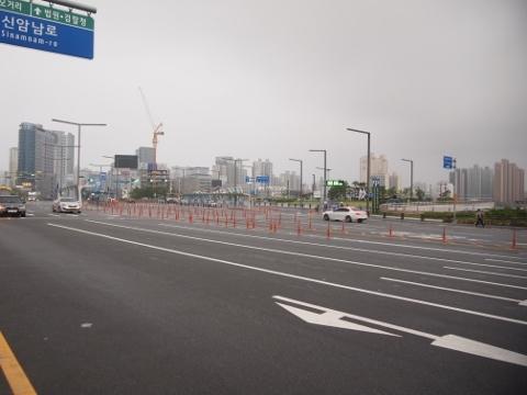 〔韓国〕京釜線 東大邱