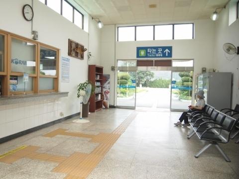 〔韓国〕中央線 西慶州