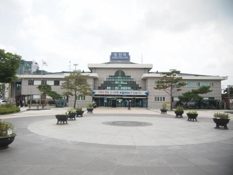 〔韓国〕中央線 永川