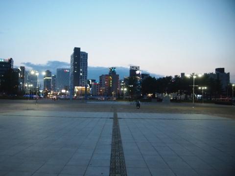 〔韓国〕東海線 太和江