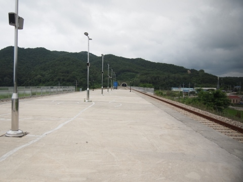 〔韓国〕東海線 長沙