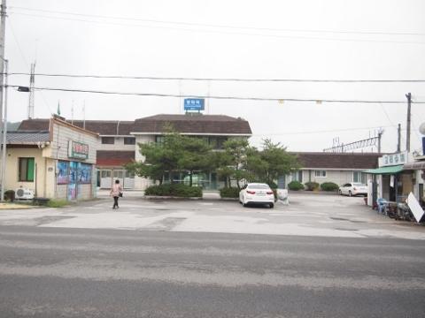〔韓国〕嶺東線 奉化