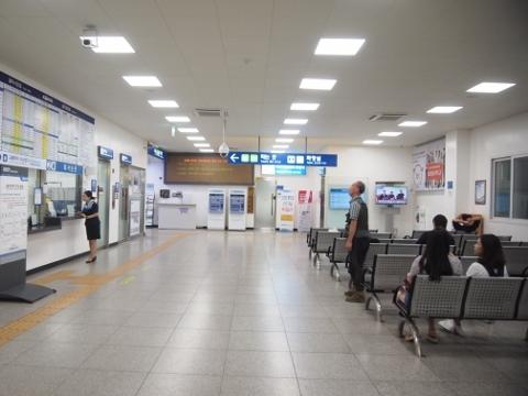〔韓国〕中央線 堤川