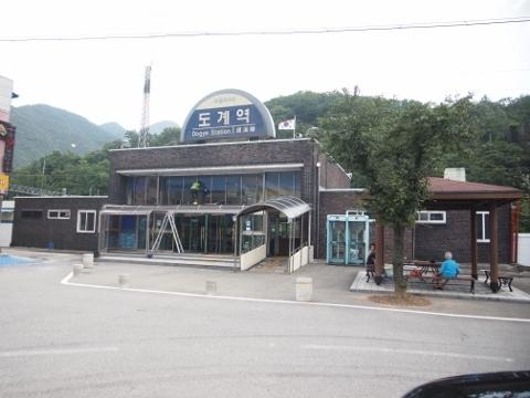 〔韓国〕嶺東線 道渓