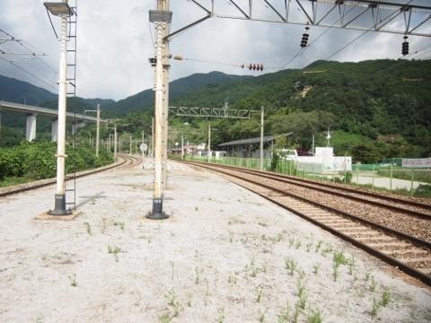 〔韓国〕中央線 喜方寺