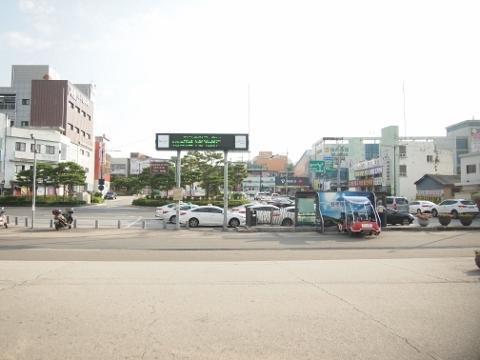 〔韓国〕中央線 原州