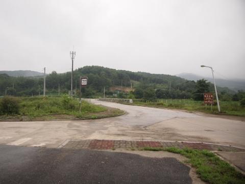 〔韓国〕中央線 梅谷