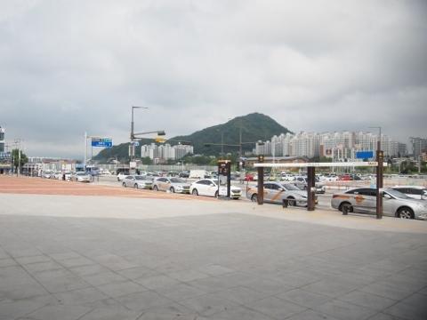 〔韓国〕京春線 春川