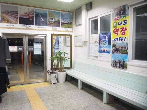 〔韓国〕光州線 極楽江