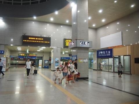 〔韓国〕光州線 光州