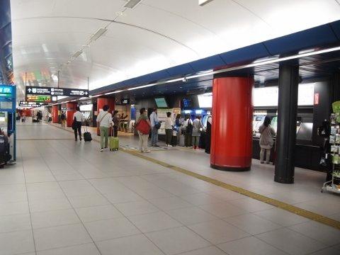 千歳線支線 新千歳空港