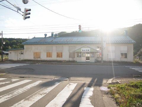 石勝線夕張支線 4月1日廃止