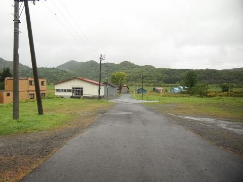 宗谷本線 筬島
