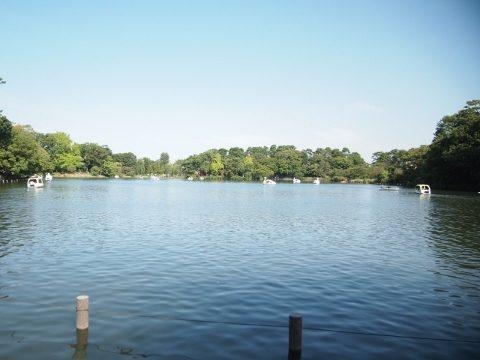 東急池上線 洗足池