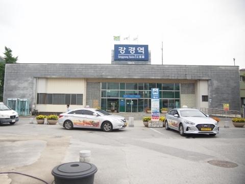 〔韓国〕湖南線 江景