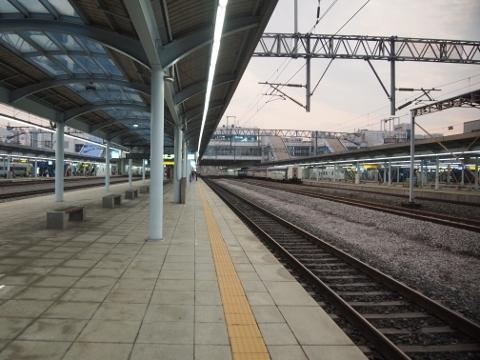 〔韓国〕京釜線 大田
