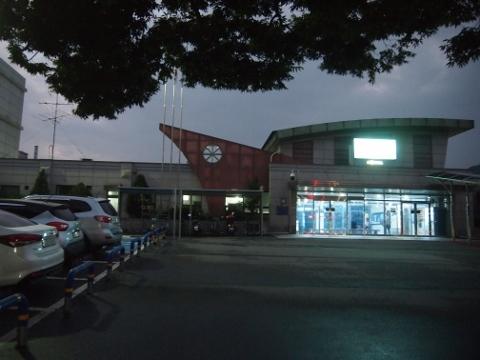 〔韓国〕京釜線 沃川