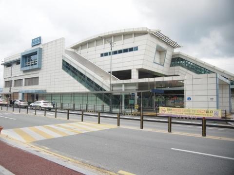 〔韓国〕湖南線 鶏竜
