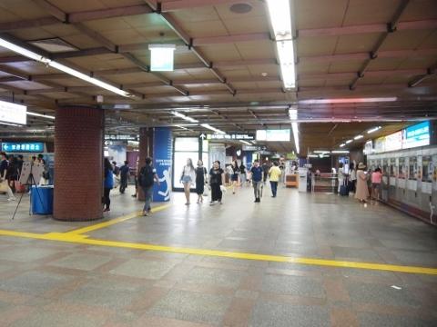 〔韓国〕釜山都市鉄道1号線 釜山駅