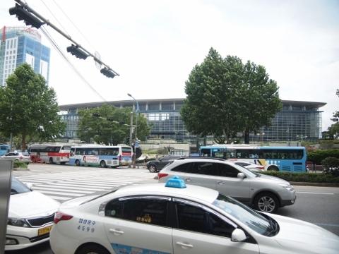〔韓国〕京釜線 釜山