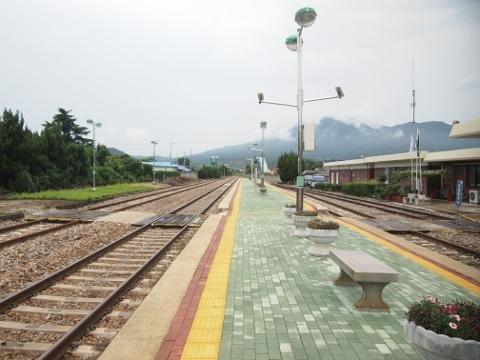 〔韓国〕慶北線 玉山