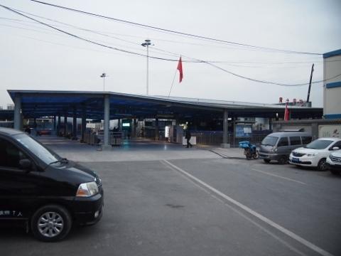 〔中国〕北京市郊外鉄道S2線 黄土店