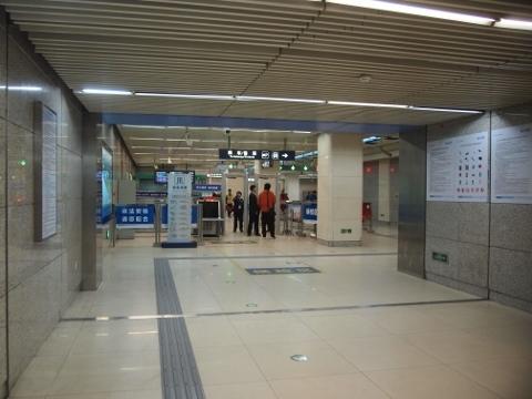 〔中国〕北京地下鉄8号線 霍営