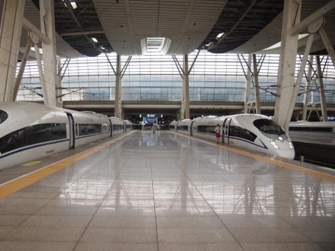 〔中国〕京滬線 北京南