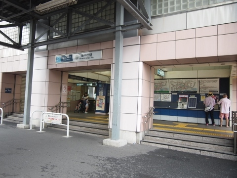 東京メトロ日比谷線 南千住