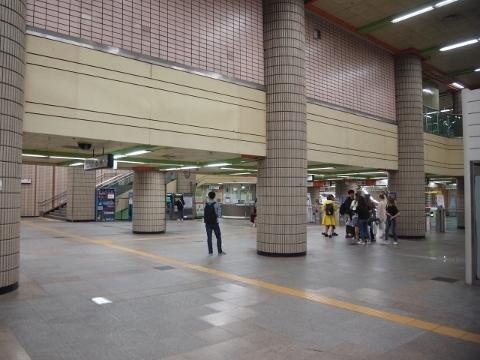 〔韓国〕ソウル地下鉄3号線 道谷