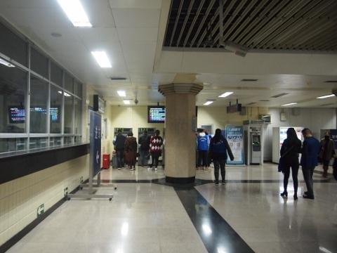 〔中国〕北京地下鉄1号線 王府井