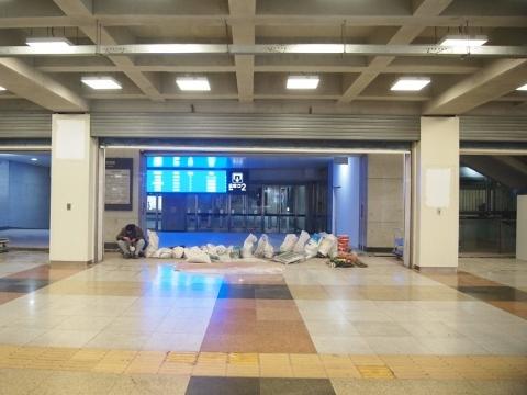 〔中国〕北京地下鉄2号線 西直門
