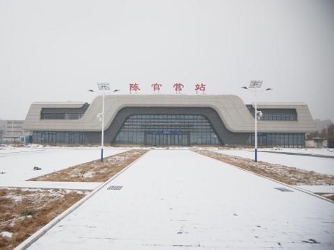 〔中国〕蘭州軌道交通1号線 陳官営