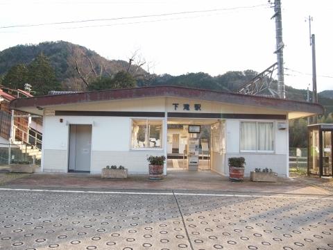 福知山線 下滝